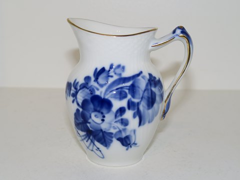 Blue Flower<br>Curved with ...