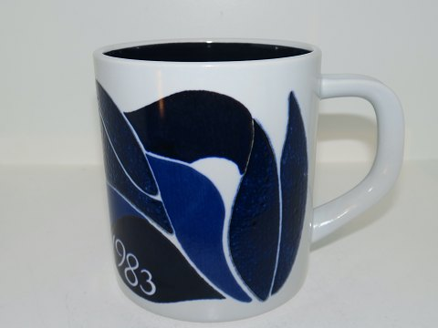 Royal Copenhagen Year mugs